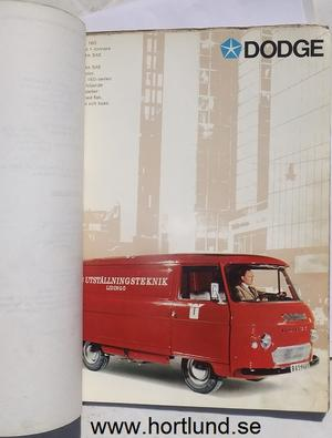 1967 Dodge K 160 Serviceuppgifter