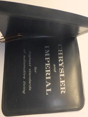 1960 Chrysler och Imperial Comparison