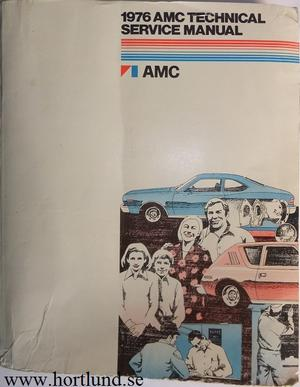 1976 AMC Technical Service Manual