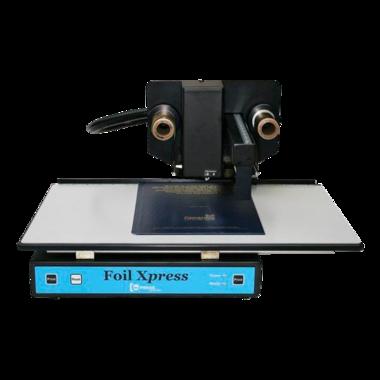 Opus Foil Xpress - automatisk folieprinter