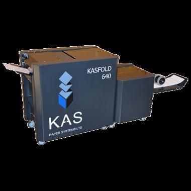 Kasfold 640 Bookletmaker System