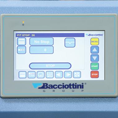Bacciottini Pit Stop 36
