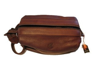 TOILET CASE MOOSE/ELK LEATHER Soft wonderfull elkleather