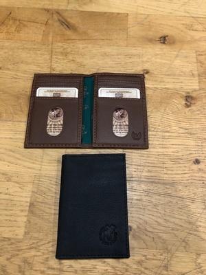 Kreditkortsfodral i mjukt älgskinn