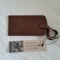 BAGAGE TAG / ADDRESS HOLDER