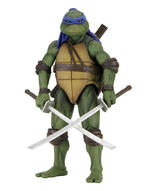 NECA - 1/4 SCALE Leonardo  figure - Turtles 1990 Movie