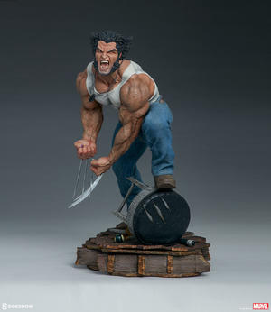 Logan Premium Format  -  Sideshow Collectibles