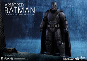 Hot Toys - Armored Batman Sixth Scale Figure