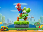 First 4 Figures  - Mario and Yoshi Statue