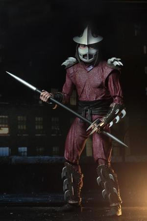 NECA - TMNT (1990 Movie) Shredder 1/4 Scale Figure