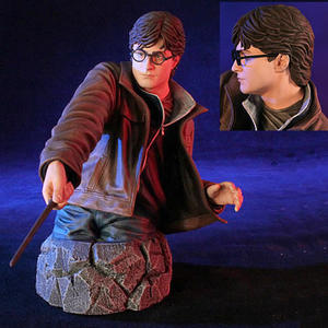 Harry Potter Deathly Hallows Mini Bust