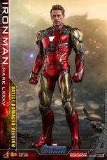 Iron Man Mark LXXXV (Battle Damaged Version)