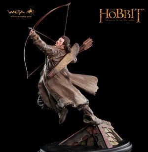 Bard the Bowman 1/6 scale Statue - Weta Collectibles