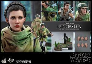 Hot Toys - Leia Endor Sixth Scale Collectible Figure