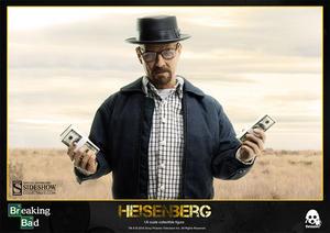 Heisenberg Sixth Scale Figure - Threezero