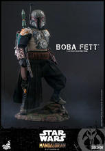 Hot Toys - Boba Fett Sixth Scale Figure