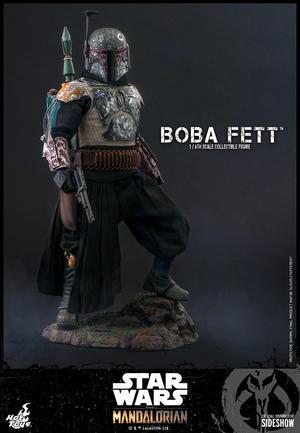 Hot Toys - Boba Fett Sixth Scale Figure