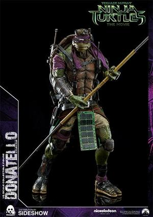ThreeZero Donatello 1/6 Collectible FigureTeenage Mutant Ninja Turtles