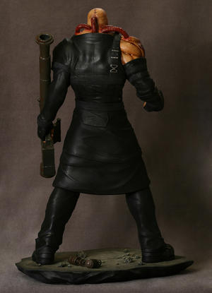 Resident Evil: Nemesis statue