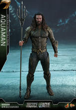 Hot Toys  - Justice League Aquaman 1/6 figure