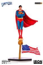 Iron Studios  Superman 1978 Deluxe Statue Art Scale 1:10