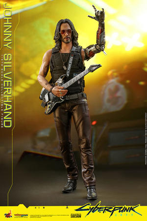 Hot Toys - Johnny Silverhand Sixth Scale Figure