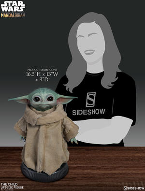 The Child Life-Size Figure - Sideshow Collectibles