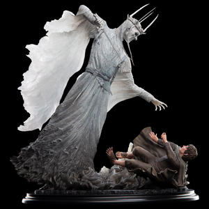 WETA -  Witch-King & Frodo at Weathertop 1/6 statue
