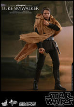 Hot Toys - Luke Skywalker Deluxe Version
