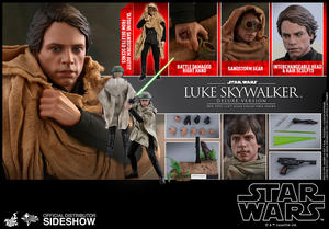 Hot Toys - Luke Skywalker Deluxe Version