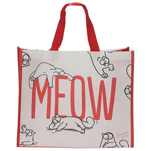 Shoppingbag Simon's Cat Meow