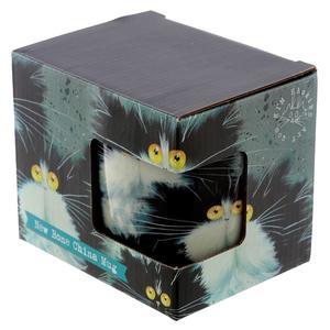 Kim Haskins mugg Katter