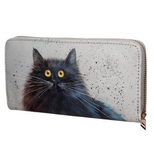 Kim Haskins stor plånbok