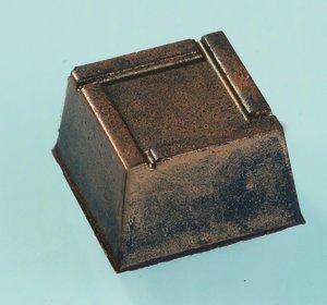 Pralinform Inramad fyrkant