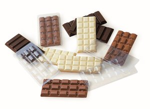 Pralinform Chokladkaka - 1