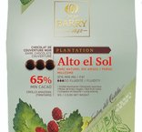 Mörk Choklad Alto el Sol Ekologisk Pistoles 65%
