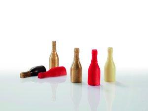 """Pralinform från Martellato """"Fina flaskor"""""""