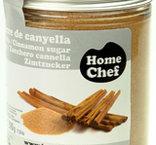 Socker  kanelbrunt med kanelsmak, 260 g, Sosa