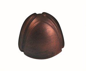 """Pralinform från Martellato Designad kupol """"klyftor"""""""