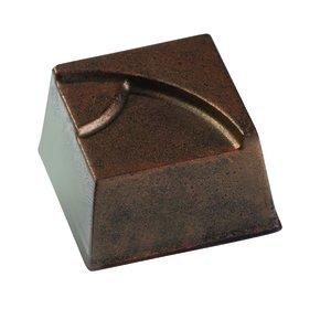 """Pralinform från Martellato """"Snygg kvadrat"""""""
