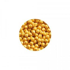 """Pärlströssel """"Crisp Guld"""" 170g"""