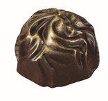 """Pralinform från Martellato """"mönstrad kupol"""""""