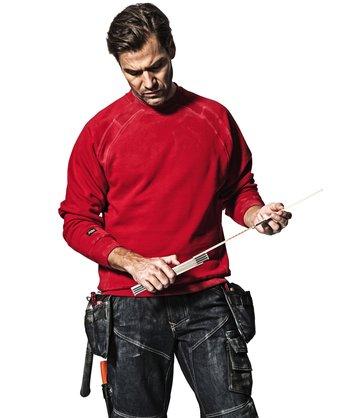 Sweatshirt med MultiPockets™