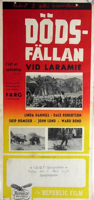 Dödsfällan vid Laramie