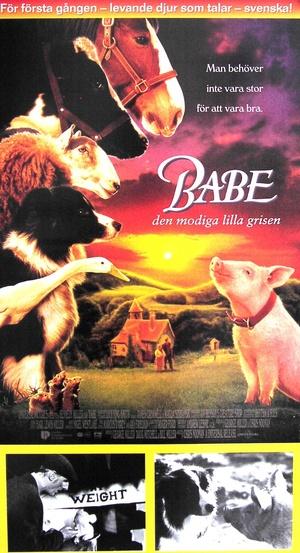 Babe - Den modiga lilla grisen