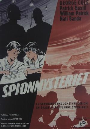 Spionmysteriet
