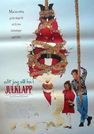 Allt jag vill ha i julklapp