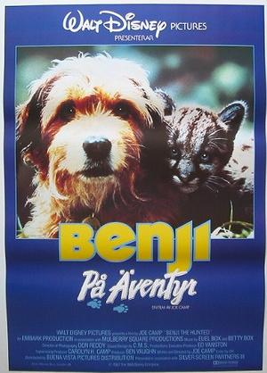 Benji på äventyr