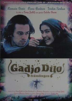 Gadjo Dilo - främlingen