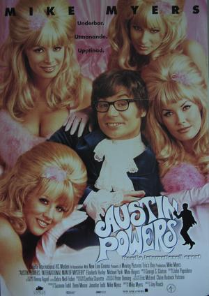 Austin Powers - Hemlig internationell agent